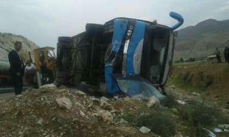 Pakistanda zəvvarları daşıyan avtobus aşdı: 19 ölü, 50 yaralı