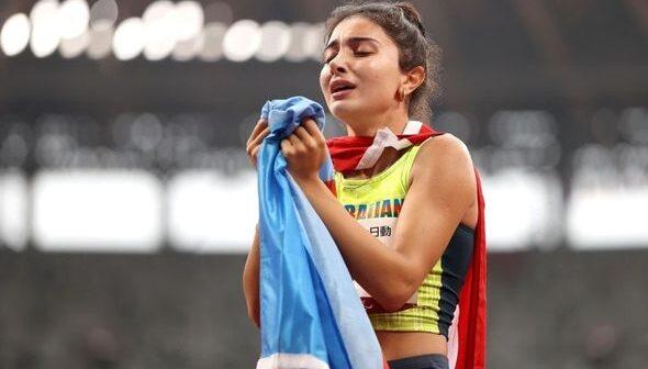 Lamiyə Vəliyeva Paralimpiya rekordu qıraraq qızıl medal qazandı – FOTO/VİDEO